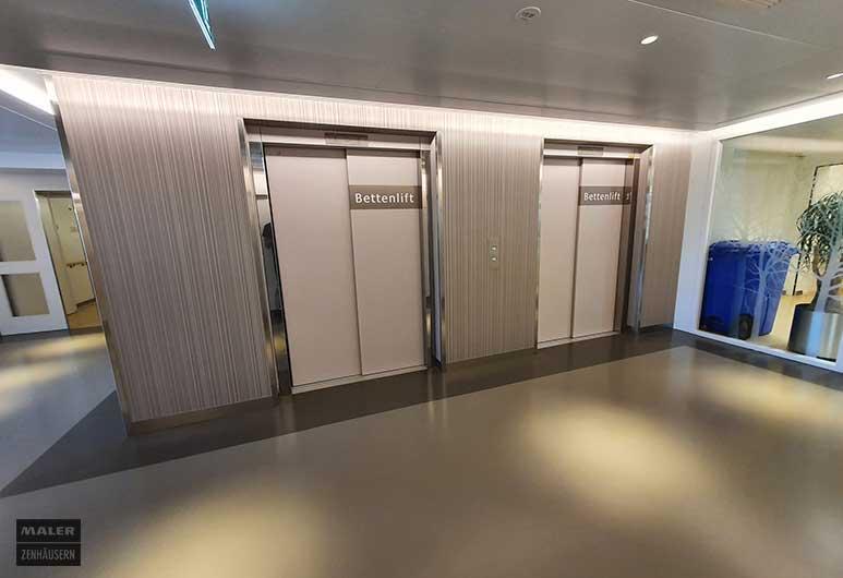 Aufzüge im hyperion-hotel-basel