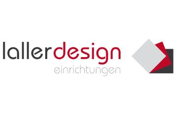 Logo Laller Design Einrichtungen