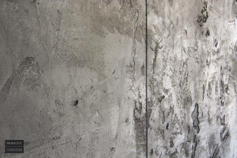 Foto einer rauen Betonwand